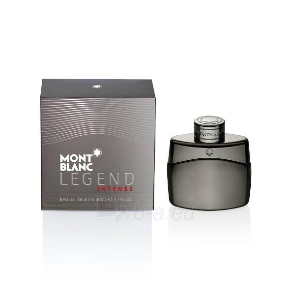 Tualetes ūdens Mont Blanc Legend Intense EDT 50ml Paveikslėlis 1 iš 1 250812005098