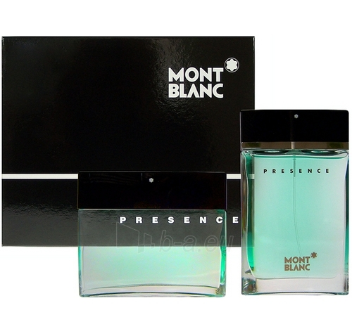 Mont Blanc Presence EDT 75ml (set) Paveikslėlis 1 iš 1 250812004036