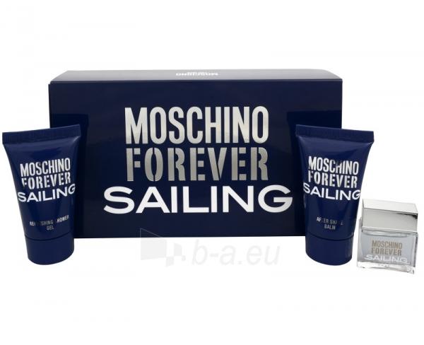 Tualetinis vanduo Moschino Forever Sailing EDT 4.5 ml (Rinkinys) Paveikslėlis 1 iš 1 310820018709