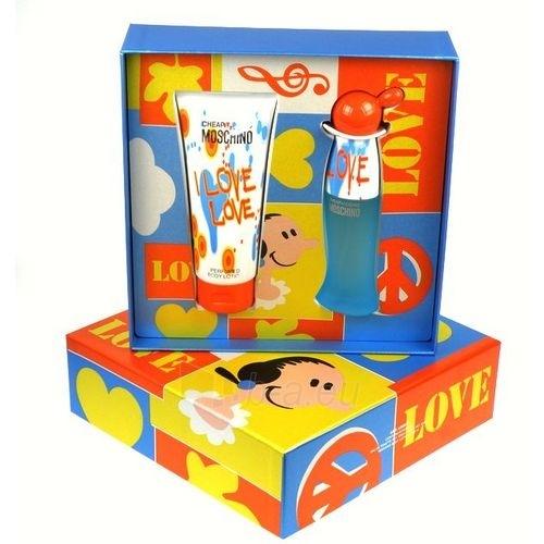 Moschino I Love Love EDT 30ml (set) Paveikslėlis 1 iš 1 250811008834
