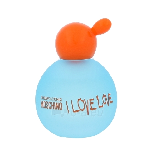 Tualetes ūdens Moschino I Love Love EDT 4,9ml Paveikslėlis 1 iš 1 250811002897
