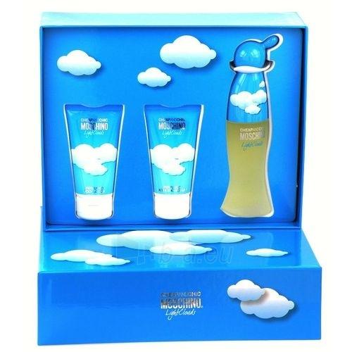 Moschino Light Clouds EDT 50ml (set) Paveikslėlis 1 iš 1 250811009272