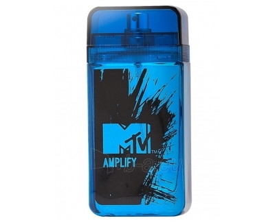 eau de toilette MTV Amplify EDT 50 ml Paveikslėlis 1 iš 1 2508120002851