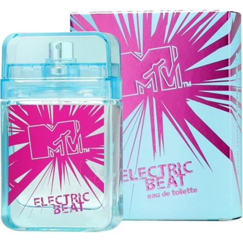 Tualetinis vanduo MTV Electric Beat EDT 30 ml Paveikslėlis 1 iš 1 250811014801
