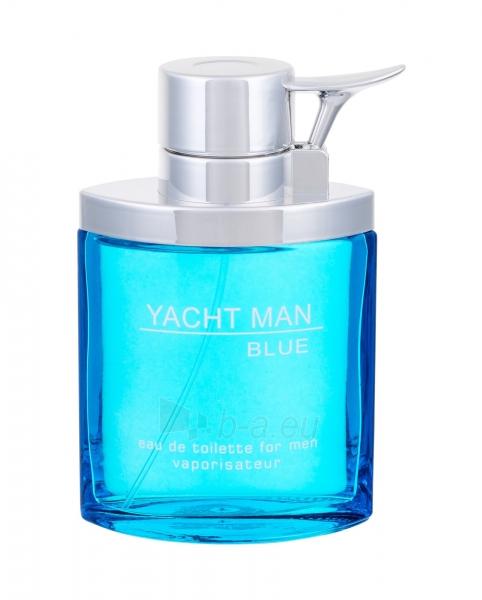 Perfume Yacht Man Blue De Myrurgia para