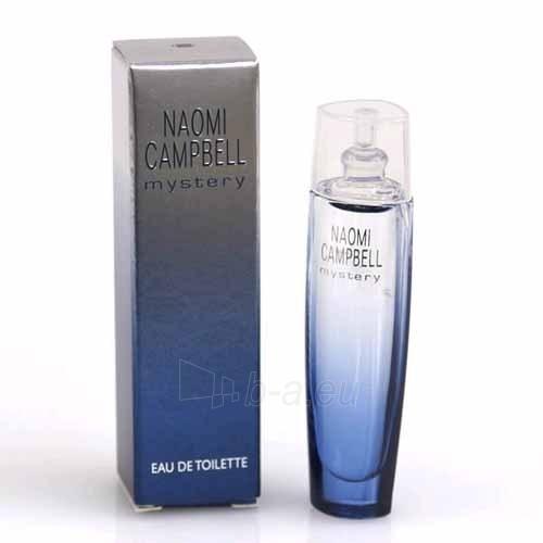 Tualetes ūdens Naomi Campbell Mystery EDT 50ml Paveikslėlis 1 iš 1 250811006623