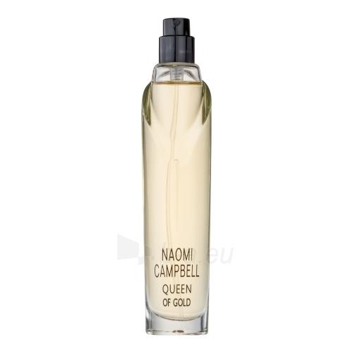 Tualetinis vanduo Naomi Campbell Queen of Gold EDT 50ml (testeris) Paveikslėlis 1 iš 1 250811011392