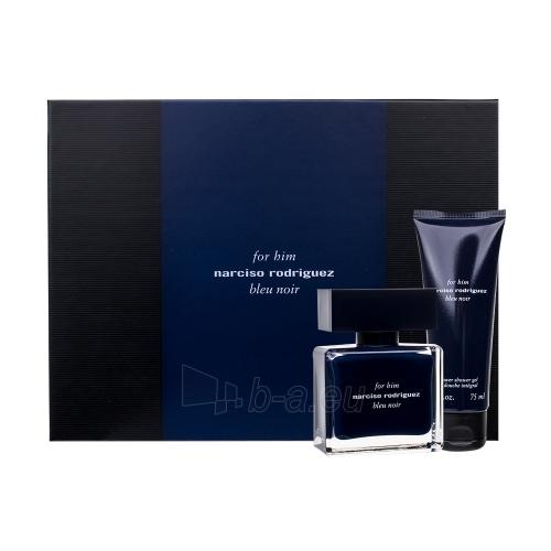 eau de toilette Narciso Rodriguez For Him Bleu Noir EDT 50ml (Rinkinys 2) Paveikslėlis 1 iš 1 310820042885
