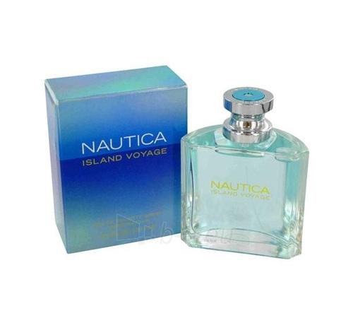 Tualetinis vanduo Nautica Island Voyage EDT 100ml Paveikslėlis 1 iš 1 250812002984