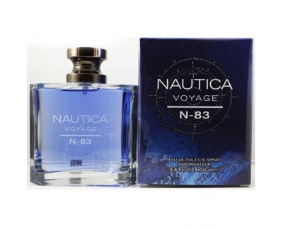 Tualetes ūdens Nautica Nautica Voyage N-83 EDT 30ml Paveikslėlis 1 iš 1 250812005756