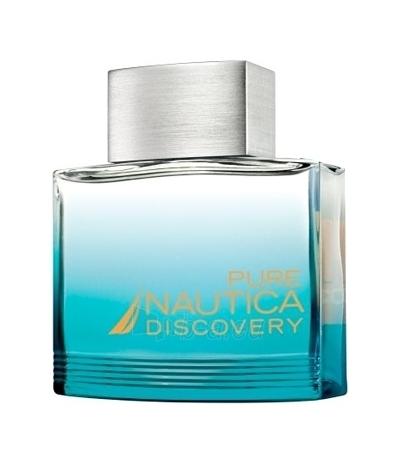 Tualetes ūdens Nautica Pure Discovery EDT 100ml Paveikslėlis 1 iš 1 250812002987