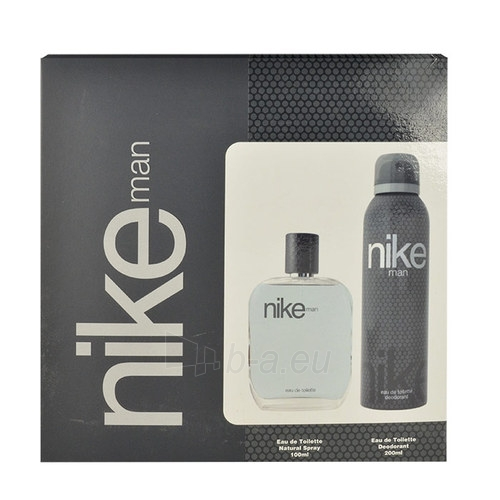 Tualetes ūdens Nike Man EDT 100ml (Rinkinys 2) Paveikslėlis 1 iš 1 310820025144
