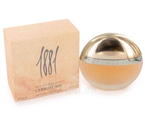 Nino Cerruti Cerruti 1881 EDT 100ml Paveikslėlis 1 iš 1 250811006680