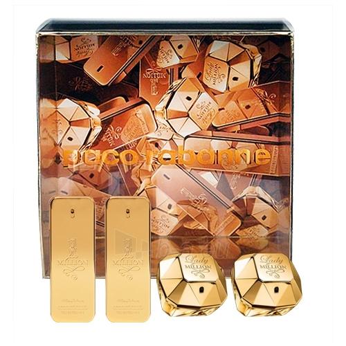 Tualetinis vanduo Paco Rabanne Mini Set EDT 50ml Paveikslėlis 1 iš 1 250811006736