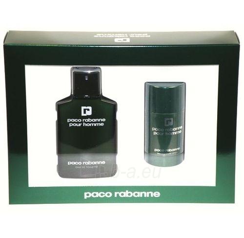 Tualetinis vanduo Paco Rabanne Pour Homme EDT 100ml (rinkinys) Paveikslėlis 1 iš 1 250812004064