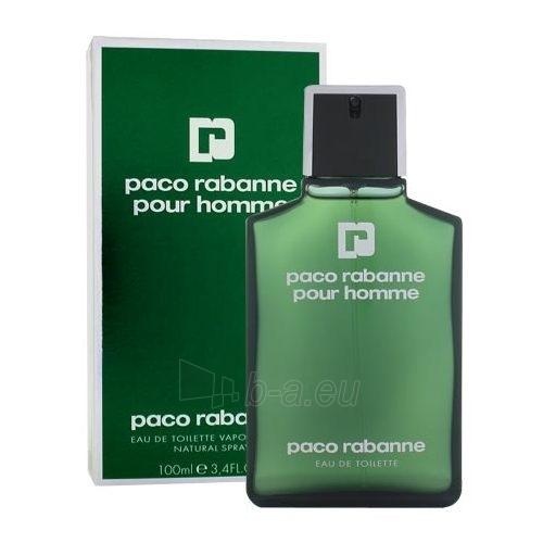 Tualetinis vanduo Paco Rabanne Pour Homme EDT 30ml (testeris) Paveikslėlis 1 iš 1 250812004444