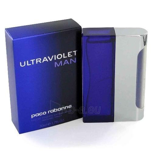 Tualetinis vanduo Paco Rabanne Ultraviolet EDT 30ml (testeris) Paveikslėlis 1 iš 1 250812003053