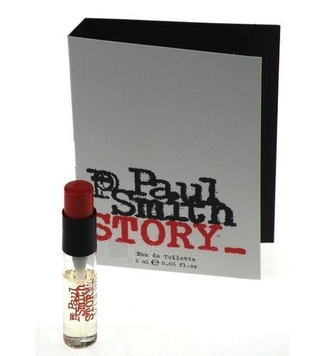 Tualetes ūdens Paul Smith Story EDT 2ml (mėginukas) Paveikslėlis 1 iš 1 250812003082