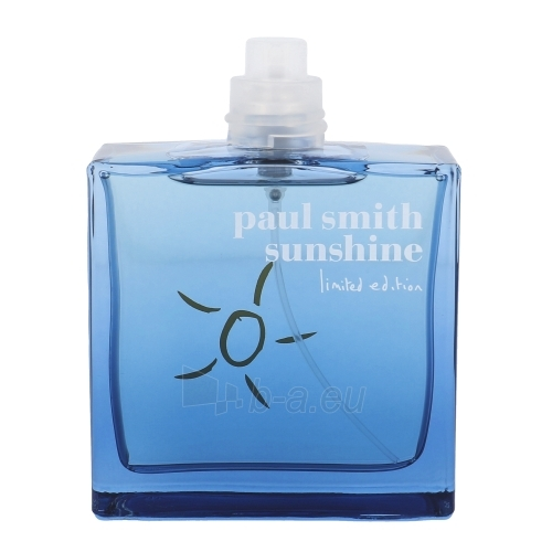 eau de toilette Paul Smith Sunshine 2014 EDT 100ml (tester) Paveikslėlis 1 iš 1 310820048441