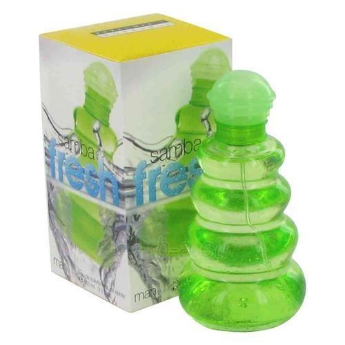 Tualetes ūdens Perfumer's Workshop Samba Fresh Man EDT 100 ml Paveikslėlis 1 iš 1 250812005536