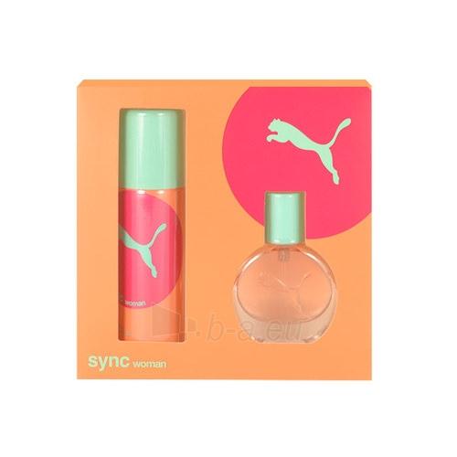Perfumed water Puma Sync EDT 20ml (Set) Paveikslėlis 1 iš 1 250811014735