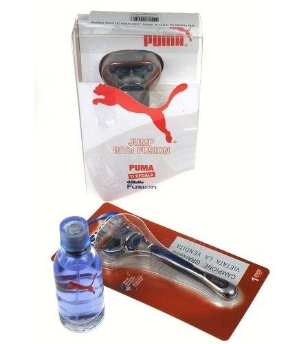 Tualetes ūdens Puma White EDT 50ml (komplekts) Paveikslėlis 1 iš 1 250812004095