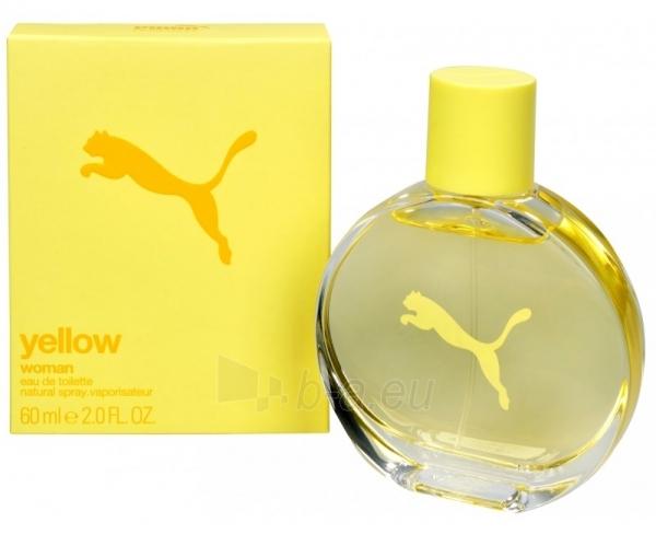Tualetes ūdens Puma Yellow EDT 40ml Paveikslėlis 1 iš 1 250811010849