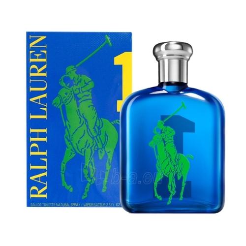 Tualetes ūdens Ralph Lauren Big Pony 1 EDT 75ml (testeris) Paveikslėlis 1 iš 1 250812004460