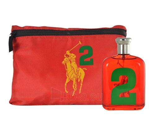 eau de toilette Ralph Lauren Big Pony 2 EDT 125ml (Rinkinys 2) Paveikslėlis 1 iš 1 310820025148