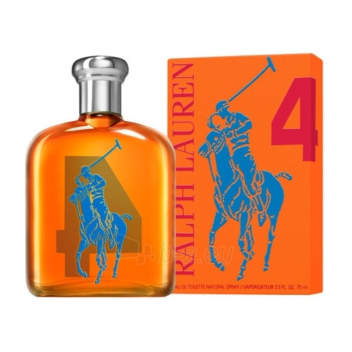 Tualetes ūdens Ralph Lauren Big Pony 4 EDT 40ml Paveikslėlis 1 iš 1 250812004462