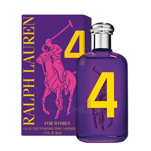 Tualetinis vanduo Ralph Lauren Big Pony 4 for Women EDT 50ml Paveikslėlis 1 iš 1 250811006808