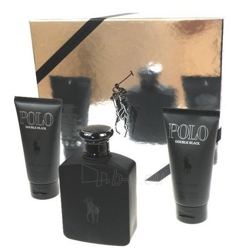 Tualetinis vanduo Ralph Lauren Polo Double Black EDT 125ml (rinkinys 1) Paveikslėlis 1 iš 1 250812004106