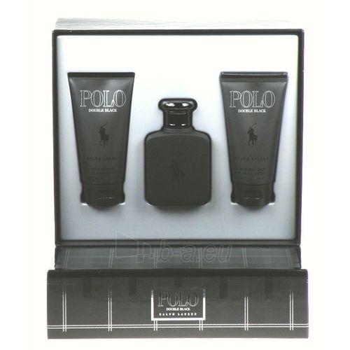 Tualetinis vanduo Ralph Lauren Polo Double Black EDT 75ml (rinkinys 1) Paveikslėlis 1 iš 1 250812004109