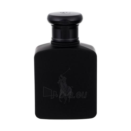 Tualetinis vanduo Ralph Lauren Polo Double Black EDT 75ml Paveikslėlis 1 iš 1 250812001648