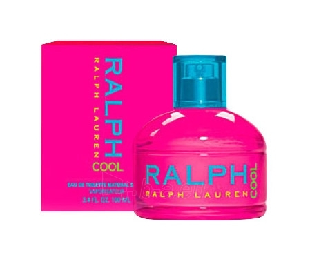 Tualetinis vanduo Ralph Lauren Ralph Cool EDT 100ml (testeris) Paveikslėlis 1 iš 1 250811009959