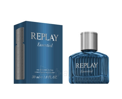 eau de toilette Replay Essential For Him EDT 75 ml Paveikslėlis 1 iš 1 2508120002858
