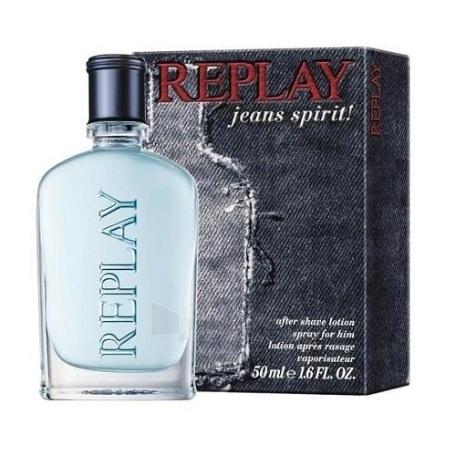 Tualetinis vanduo Replay Jeans Spirit For Him EDT 75ml (testeris) Paveikslėlis 1 iš 1 250812004467