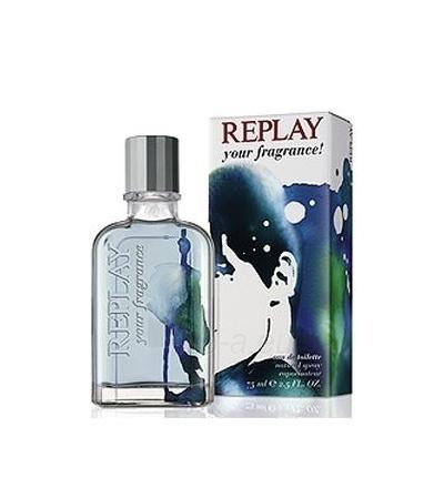 Tualetes ūdens Replay your fragrance! EDT 125ml Paveikslėlis 1 iš 1 250812003201