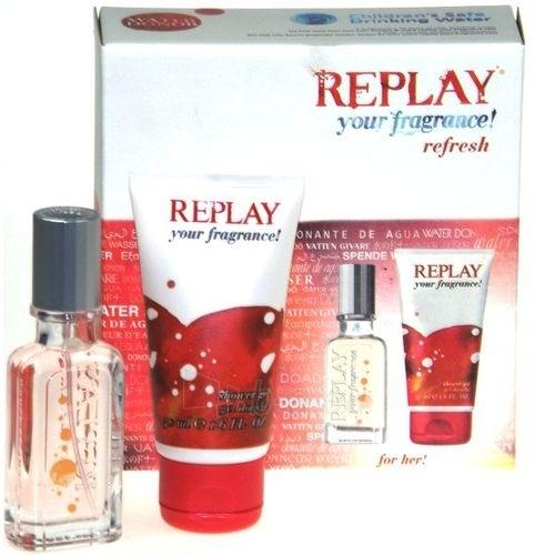 Tualetinis vanduo Replay your fragrance! EDT 20ml (Rinkinys) Paveikslėlis 1 iš 1 250811006835