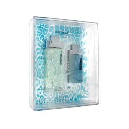 Tualetes ūdens Roberto Cavalli Man EDT 100ml (komplekts) Paveikslėlis 1 iš 1 250812004565