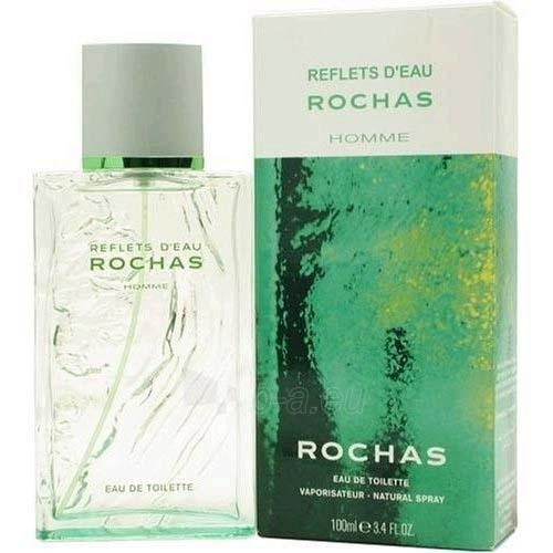 Tualetes ūdens Rochas Reflets D´Eau Pour Homme EDT 100ml Paveikslėlis 1 iš 1 250812004471