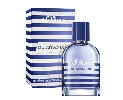Tualetes ūdens s.Oliver Outstanding Men EDT 30 ml Paveikslėlis 1 iš 1 2508120002837
