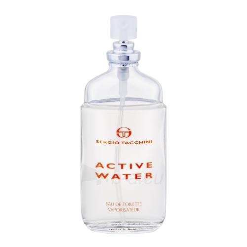Tualetinis vanduo Sergio Tacchini Active Water EDT 27ml (testeris) Paveikslėlis 1 iš 1 250812005601