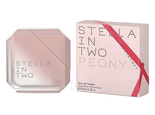 Tualetes ūdens Stella McCartney Stella in Two Peony EDT 75ml Limited edition Paveikslėlis 1 iš 1 250811008711