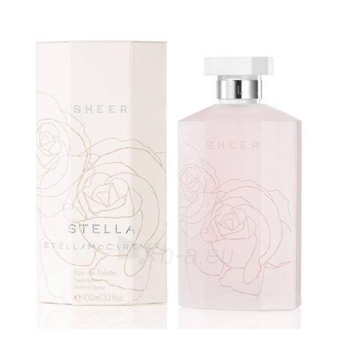 Tualetinis vanduo Stella McCartney Stella Sheer EDT 100ml Paveikslėlis 1 iš 1 250811010000