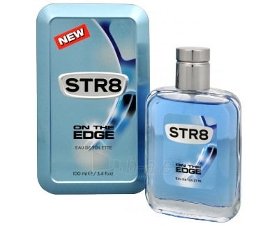 STR8 On The Edge EDT 100 ml Paveikslėlis 1 iš 1 250812005550