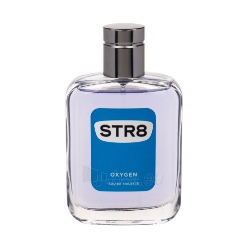 Tualetes ūdens STR8 Oxygen EDT 100ml Paveikslėlis 1 iš 1 2508120002353