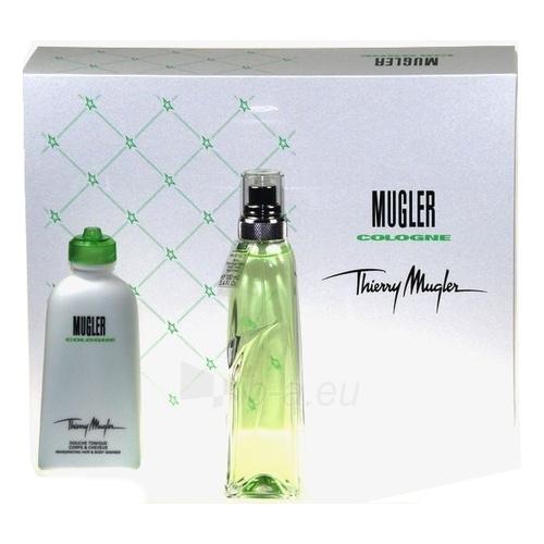 Tualetes ūdens Thierry Mugler Cologne EDT 100ml (komplekts 2) Paveikslėlis 1 iš 1 250812004143