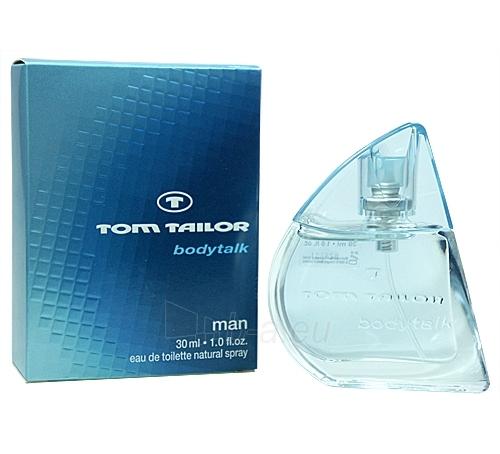 Tualetinis vanduo Tom Tailor Bodytalk EDT 50ml Paveikslėlis 1 iš 1 250812003345