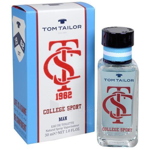 eau de toilette Tom Tailor College Sport Man EDT 50ml Paveikslėlis 1 iš 1 250812005958